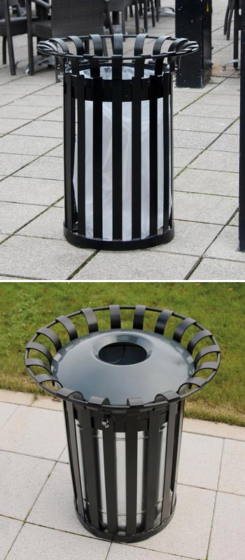 steel-litter-bin-open-round-everglade