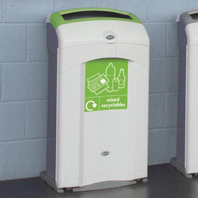 Mes Ireland Nexus 100 Confidential Waste Bin