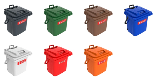 sulo rollbox caddy colours