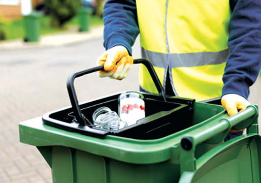 Wheelie Bin Inner Caddy