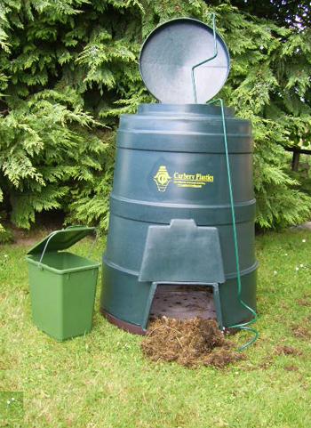 MES Ireland Static Garden Compost Maker