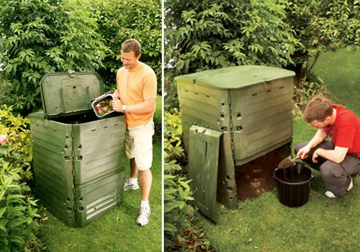 MES Ireland Garden Composters