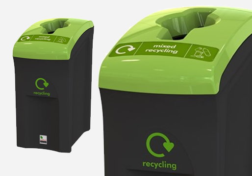 Desktop/Deskside Recycle Bins