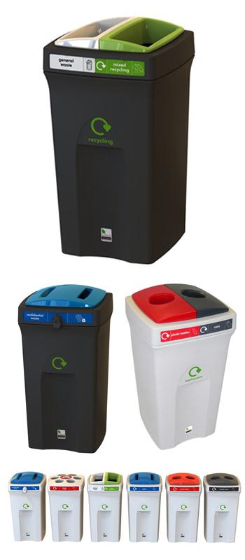Mes Ireland 100l Office Recycling Bin