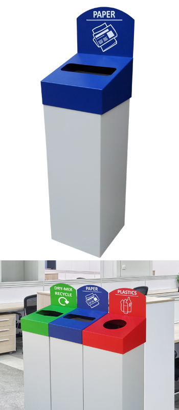 metro-steel-recycle-bin