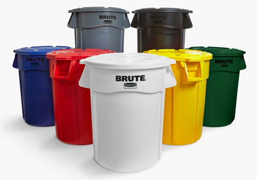 Rubbermaid Brute Bins