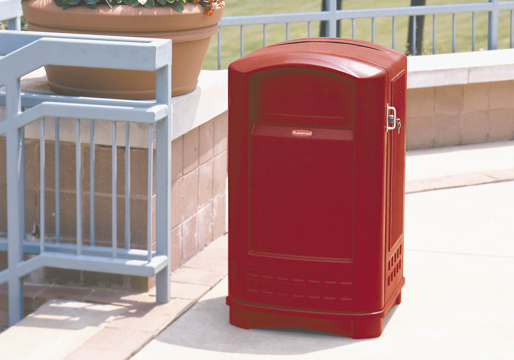Rubbermaid Landmark Litter Bin