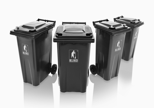 Wheelie Bins 2 Wheels