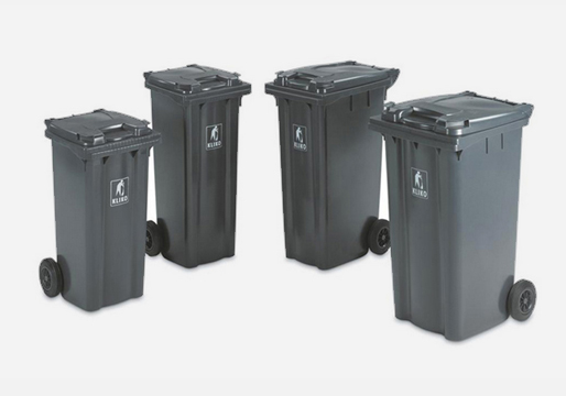 MGB Plus 120 - 240L Wheelie Bins